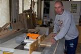 The carpenter of Siatista