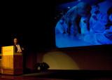 Presentatie van het boek De sabeltandtijger uit de Noordzee