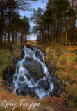 Siabod waterfall