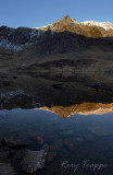Reflection at Cwm Idwal