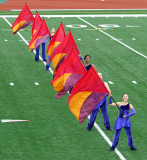 VHS Color Guard 2007 - 2008 Season
