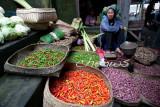 Vegetable seller (Bali)