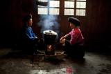 Yao minority home (China)