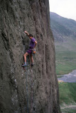 Suicide Wall, Cwm idwal