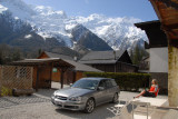 Cham pad, car and those peaks