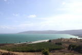 Galilee and Mount of Beatitudes