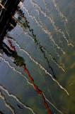 ...reflection...Ward's island....