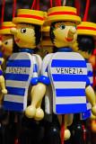 The Venetian Gondolier