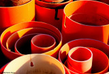 Plastic Pipes for Fishing-net