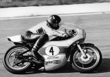 B&W Moto GP Races: Giacomo Agostini & Co.