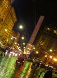 BOLOGNA : Via Rizzoli e la Torre degli Asinelli