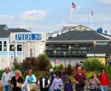 Pier 39 : YAY !