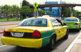 Full colors San Francisco taxicab,yeah!!!