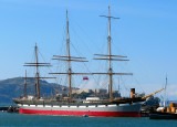 The pirates in the San Francisco bay   ;(