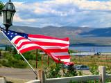 Mono Lake, Cal.  U.S.A.  (Elevation  6781 feet)