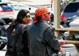 California 120 Tioga Pass Rd: Bikers & Bikers...