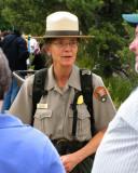 Carolyn: Language Interpreter, Grand Canyon U.S. National Park Service
