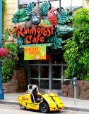 Rainforest Cafe, 145 Jefferson Street, San Francisco, CA , United States