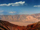 The Death Valley: a nice place to visit, a bad place to die ... :)