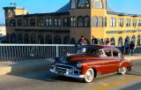 El chico y su coche... Santa Monica Beach, CA