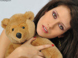 CaterinaM and lucky Teddy...