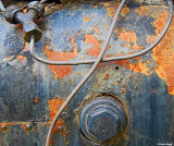 Oil and rust