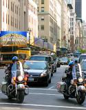 NY Police to work