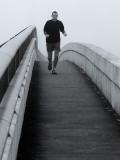 Runner in the Mist