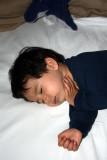 Durmiendo como angelito