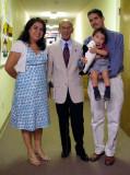 Con el Sr. Luis Gutierrez