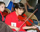 Radio Bilingüe's Mariachi Workshops - 2008