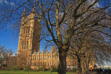 The Palace of Westminster and the Victoria Tower
