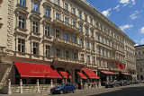 The Sacher Hotel