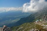 Innsbruck from Nordpark