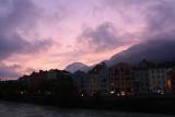 Innsbruck and the River Inn
