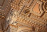 Inside the Vienna Opera reception hall