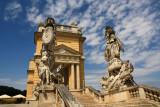 The Gloriette at Schonbrunn Palace