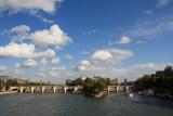 Ile de la Cite and the Seine River