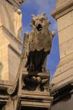 Gargoyle at the Sacre Coeur