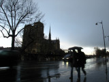 One rainy day in Paris