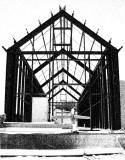 Construction photo, May 2008