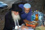 Eliyahu and Arie