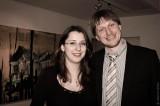 Vika and David
