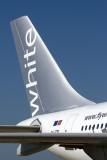 WHITE AIRBUS A310 300 TAIL BNE RF IMG_6481.jpg
