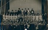 Groupe théâtral du Collège du Parc en 1939