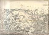 Carte dEtat Major publiee en 1889