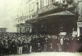 Le theatre du Peuple en representation a Paris