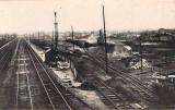 ligne de Paris a Soissons au Bourget