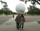 Our Visit to Epcot