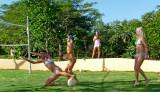 Volleyball at Mango Rosa